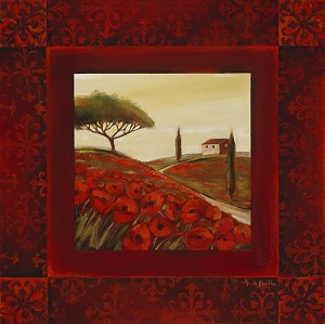 Tuscan Poppies 11